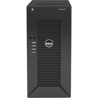 Dell PowerEdge T20 szerver QCX E3-1225v3 3.2GHz 4GB 1x1TB 3évNBD