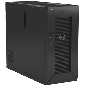 Dell PowerEdge T20 microATX torony szerver