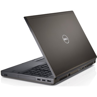 Dell Precision M4800 notebook fekete