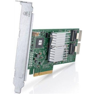 Dell RAID Controller PERC H310 up to 32 devices (PCI Express 2.0 x8, SAS/SATA, RAID levels: 0, 1, 10, 5, 50) for servers