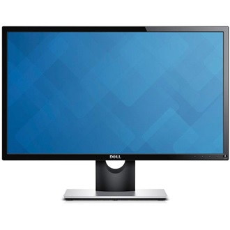 "Dell S2316H 24"" IPS LED monitor fekete"