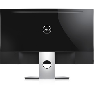 "Dell SE2716H 27"" ívelt LED monitor fekete"