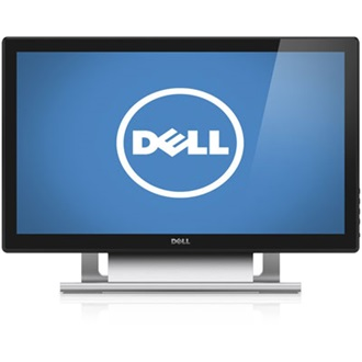 "Dell S2240T 21.5"" touch LED monitor fekete"