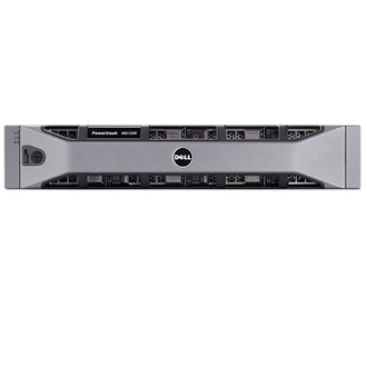 "Dell Storage MD1200 Rack SAS Ext. Storage Array 2x 300GB 3.5"" SAS"