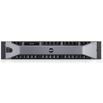 "Dell Storage MD1420 Rack External Storage Array 4x 600GB 2.5"" SAS"