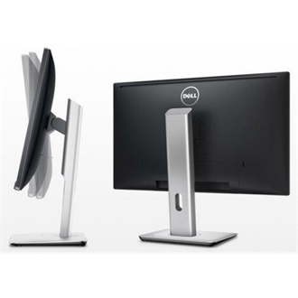 "Dell U2414H 23.8"" IPS LED monitor fekete"