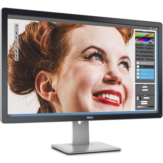 "Dell UltraSharp UP3214Q 31.5"" IGZO LED monitor fekete-ezüst"