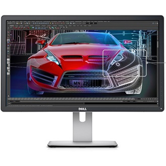 "Dell UltraSharp UP2414Q 23.8"" IPS LED monitor fekete"