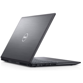 Dell Vostro 14 Silver Touch notebook Ci7 5500U 2.4GHz 8GB 1TB GF830M Linux