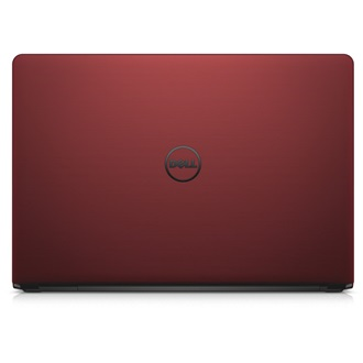 Dell Vostro 3558 Red notebook Ci3 4005U 1.7G 4GB 500GB HD4400 Linux