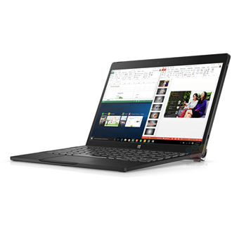 Dell XPS 12 notebook fekete