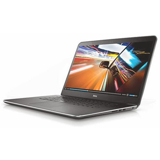 Dell XPS 15 notebook fekete