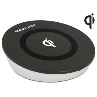Navilock Wireless Qi Charging Station