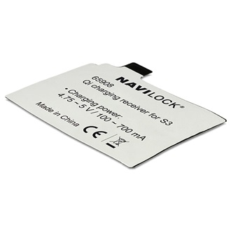 Navilock internal Qi Charging Receiver for Galaxy S3