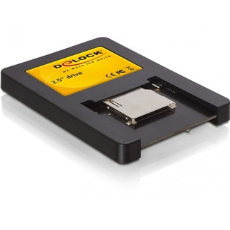 "Delock 2,5"" Compact Flash + Secure Digital Card kártyaolvasó IDE"