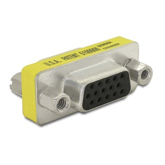 DELOCK VGA F/F adapter