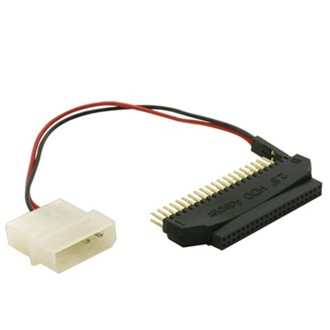 "DELOCK IDE 2.5"" 44pin <->  IDE 3.5"" 40pin F/M adapter"