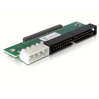 "DELOCK IDE 40pin -> IDE 2.5"" 44pin M/F adapter"