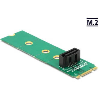 Delock M.2 NGFF -> SATA M/M adapter
