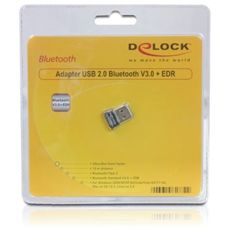 Delock USB2.0 - Bluetooth adapter V3.0 + EDR