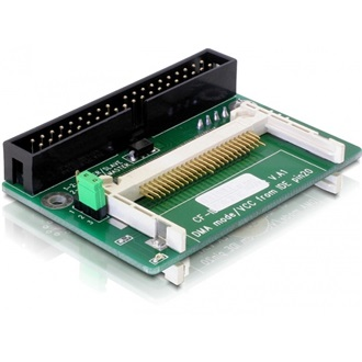 Delock IDE 40pin -> 2db Compact Flash M/M adapter