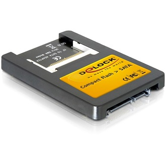 Delock Compact Flash  -> SATA konverter 2.5""