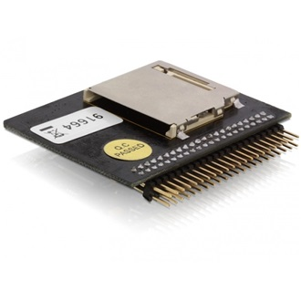 "Delock IDE 2.5"" 44pin -> SD Card M/F adapter"