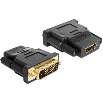 Delock DVI-D -> HDMI M/F adapter