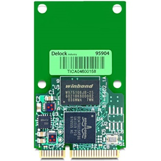 Delock Industry MiniPCI Express module HD Video Decoder – full size