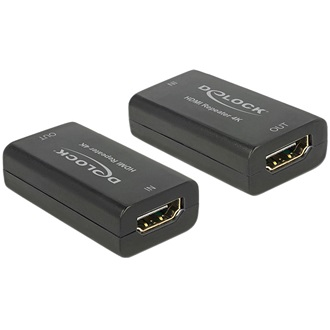 Delock HDMI repeater 4K 30m