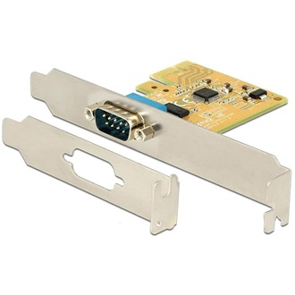 Delock PCI Express Card > 1 x Serial