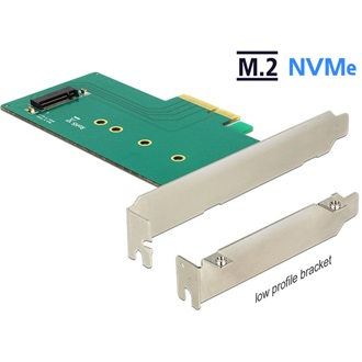 Delock PCI-E x4 M.2 NVME adapter
