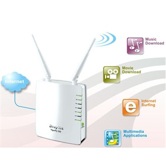 DrayTek VigorFly 200 DSL/CABLE Router