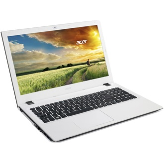 "E5-573-P3HM15.6"" HD Acer Cinecrystal™ LED, 1366x768, Black - White, Intel® Pentium® Dual Core™ 3556U - 1.7GHz, 4GB, 500G"