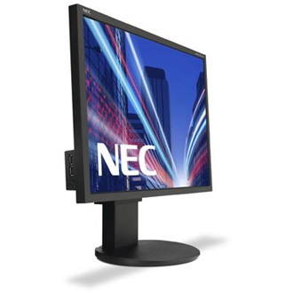 "NEC EA223WM 22"" TN+Film LED monitor fekete"