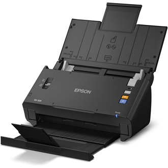 EPSON Docuscanner WorkForce DS-520, USB, Duplex, ADF, A4 30 lap/perc, 600 dpi