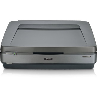 EPSON Scanner Expression 11000XL Pro A3, USB/Firewire, A3-as filmadapter, 2400 dpi