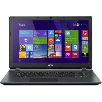 "ES1-520-53D3 15.6"" HD Acer Cinecrystal™ LED, 1366x768, Red - Red, AMD Quad-Core Processor A4-5000 - 1.55GHz, 4GB, 500GB"