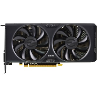 EVGA GeForce GTX 750 1GB GDDR5 PCI-E x16