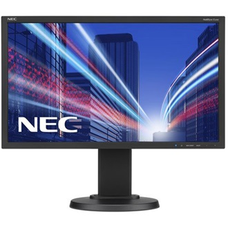 "NEC E224WI 21.5"" AH-IPS monitor fekete"