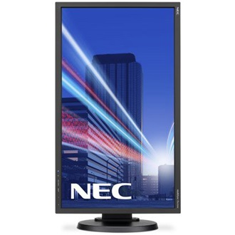 "NEC E243WMI 23.8"" IPS LED monitor fekete"