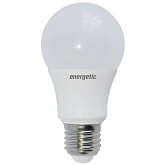 Energetic Lighting LED izzó E27 12W->75W 2700K 1055lm A67 matt