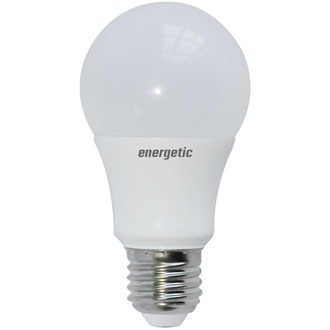 Energetic Lighting LED izzó E27 8W->50W 2700K 650lm A60 matt