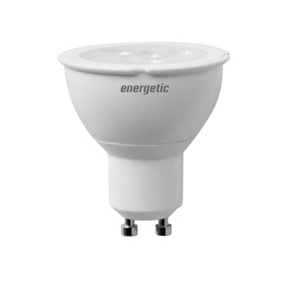 Energetic Lighting LED izzó GU10 4W->35W 2700K  600Cd Reflektor GU10