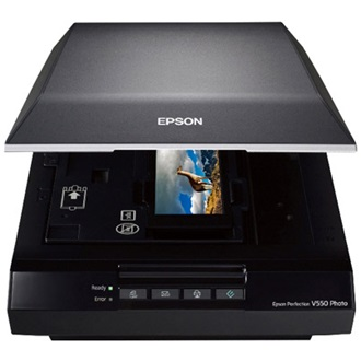 Epson Perfection V550 szkenner