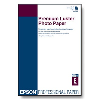 Epson Premium Luster Photo Paper, DIN A3+, 260g/m2
