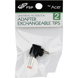 FSP NBV TIP B Orange univerzális notebook adapter csatlakozó Acer