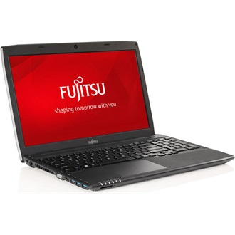 "Fujitsu Lifebook A514 notebook 15,6"" Core i3-4005U 4GB 128GB (gyári!) SSD Win 10"