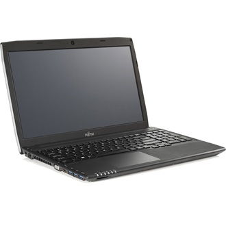 "Fujitsu Lifebook A514 notebook 15,6"" Core i3-4005U 4GB 128GB (gyári!) SSD no OS"