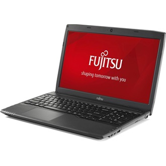 "Fujitsu Lifebook A514 notebook 15,6"" Core i3-4005U 4GB 256GB (gyári!) SSD Win 10"